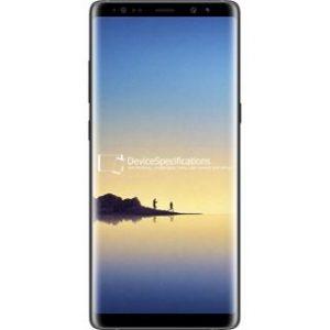 Характеристики Samsung Galaxy Note8 SD835