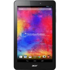 Характеристики Acer Iconia One 8 B1-810