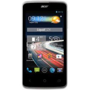 Характеристики Acer Liquid Z4