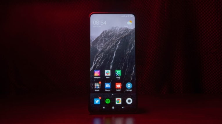 Xiaomi Mi 9Т - экран