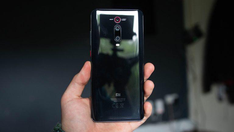 Xiaomi Mi 9T - задняя панель и камеры