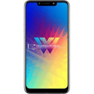 характеристики LG W10