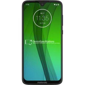 характеристики Motorola Moto G7