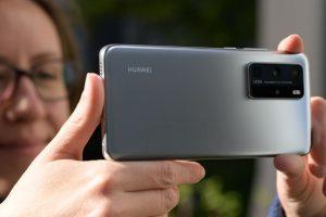Обзор камеры Huawei P40 Pro
